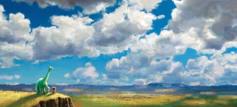 """The Good Dinosaur"" ""Le Voyage d'Arlo""  Pixar/Disney - 25 Novembre 2015 - Page 2 D23-ar11"