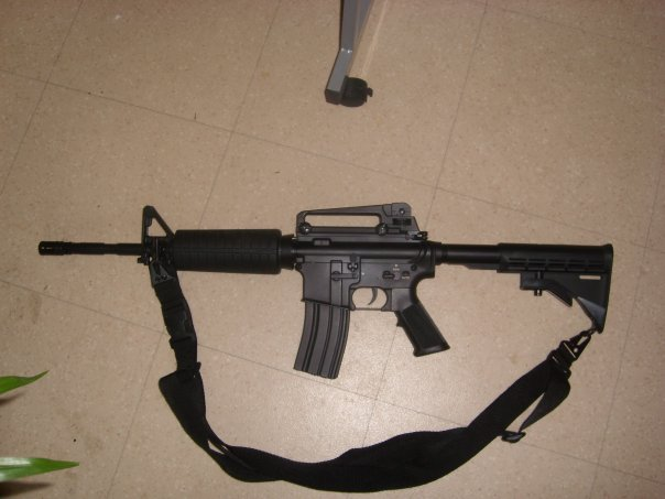 M4A1 Dboys et JG Bar10 14648_12