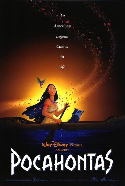 Pocahontas, une légende indienne N2177510