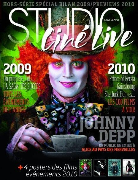Ciné Live (mensuel) / Studio Ciné Live Untitl10