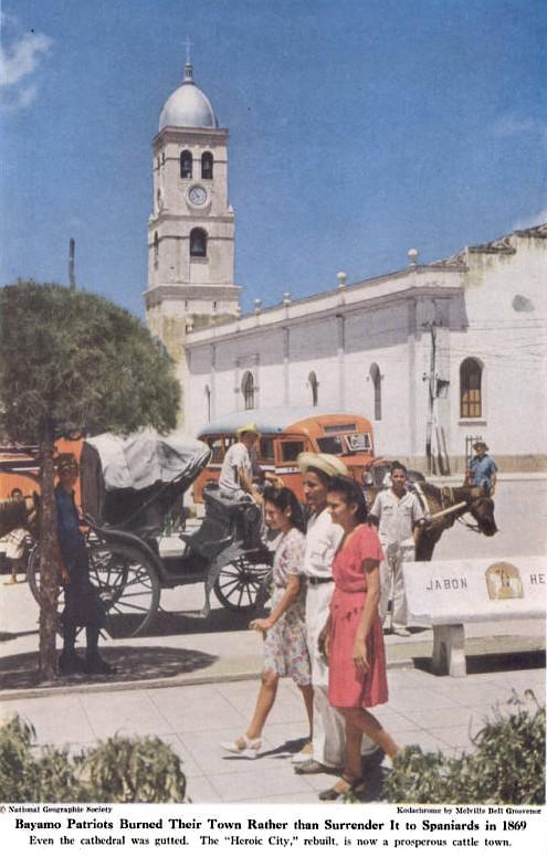 1958 - FOTOS DE CUBA ! SOLAMENTES DE ANTES DEL 1958 !!!! - Página 17 Bayamo10