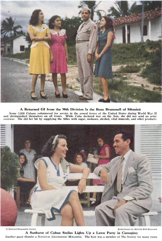 1958 - FOTOS DE CUBA ! SOLAMENTES DE ANTES DEL 1958 !!!! - Página 17 Camagu10