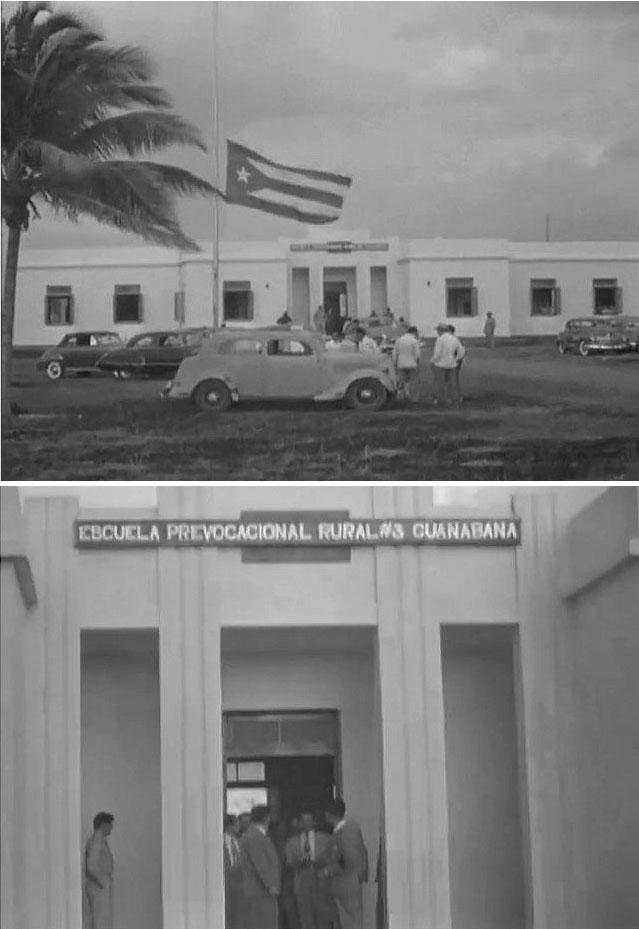 1958 - FOTOS DE CUBA ! SOLAMENTES DE ANTES DEL 1958 !!!! - Página 19 Escuel12