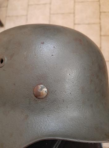 Trouvaille du jour , casque  allemand 512