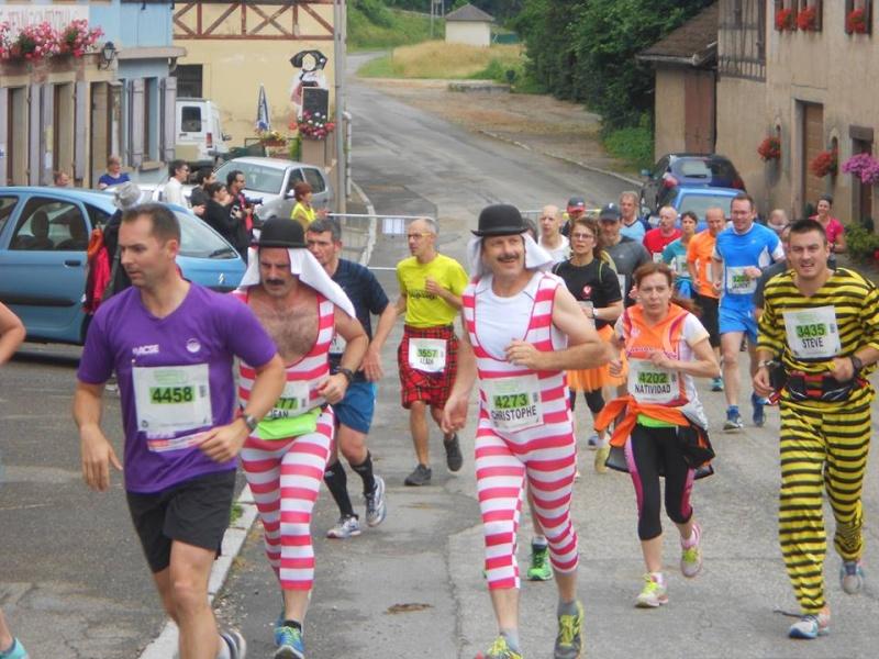 11 ème édition du Marathon du Vignoble d'Alsace et son passage à Wangen le 21 juin 2015 11168911