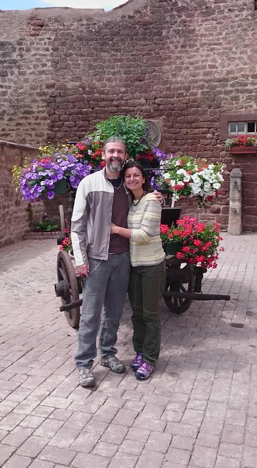 Paolo Pallante de passage à Wangen le 23 juin 2015 11232110
