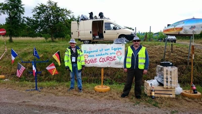 11 ème édition du Marathon du Vignoble d'Alsace et son passage à Wangen le 21 juin 2015 18688_11