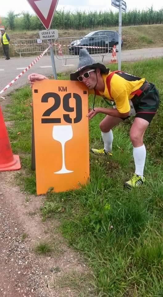 11 ème édition du Marathon du Vignoble d'Alsace et son passage à Wangen le 21 juin 2015 19028810