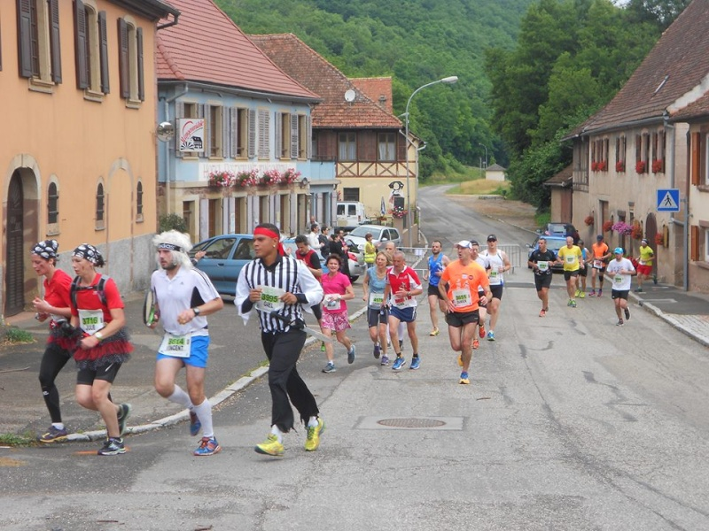 11 ème édition du Marathon du Vignoble d'Alsace et son passage à Wangen le 21 juin 2015 22807_10