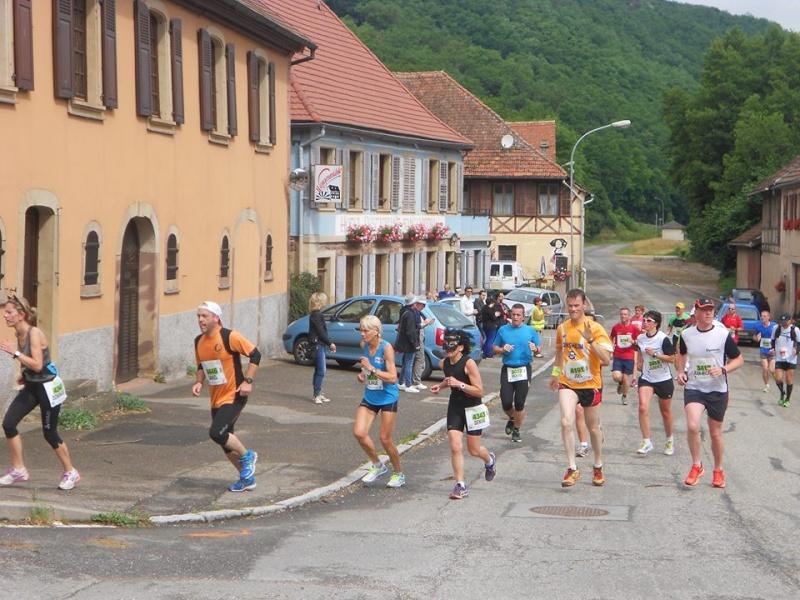 11 ème édition du Marathon du Vignoble d'Alsace et son passage à Wangen le 21 juin 2015 22807_11