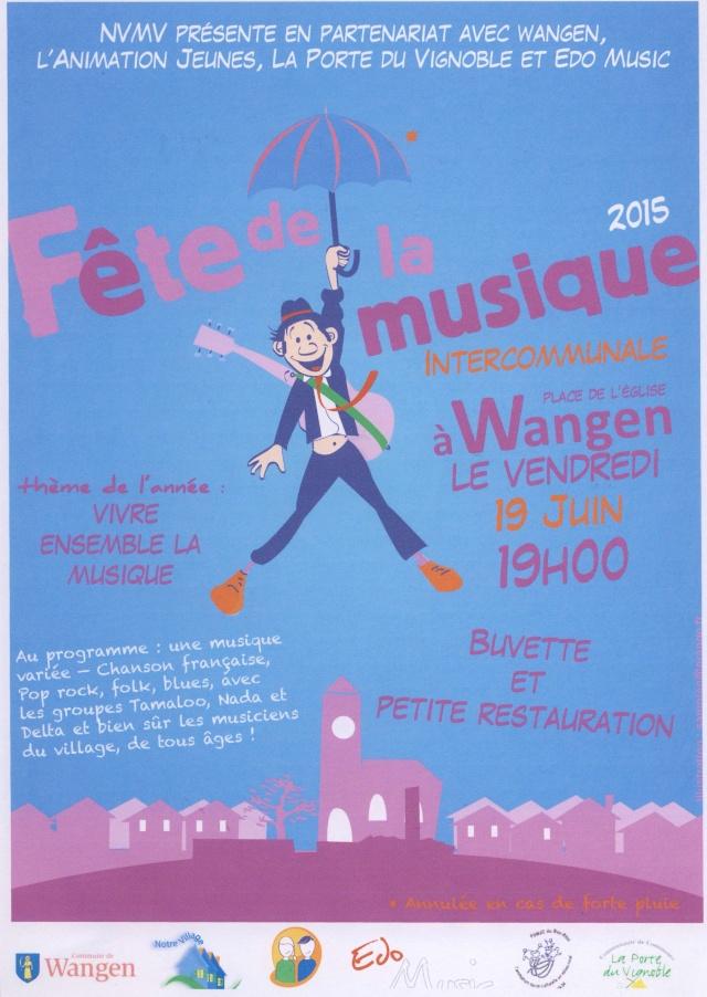 Fête de la musique 2015, vendredi 19 juin à partir de 19h à Wangen! Image016