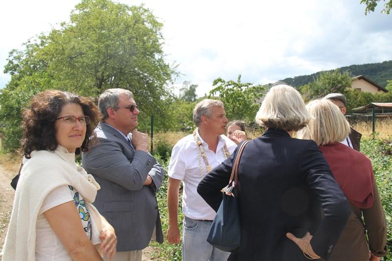 Visite de Monsieur le Député Laurent Furst le 28 juillet 2015 à Wangen Img_0015