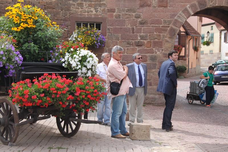 Visite de Monsieur le Député Laurent Furst le 28 juillet 2015 à Wangen Img_0016
