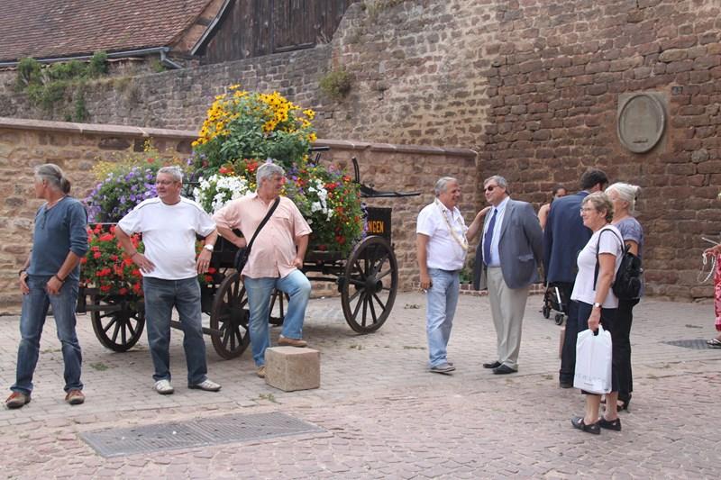 Visite de Monsieur le Député Laurent Furst le 28 juillet 2015 à Wangen Img_0017
