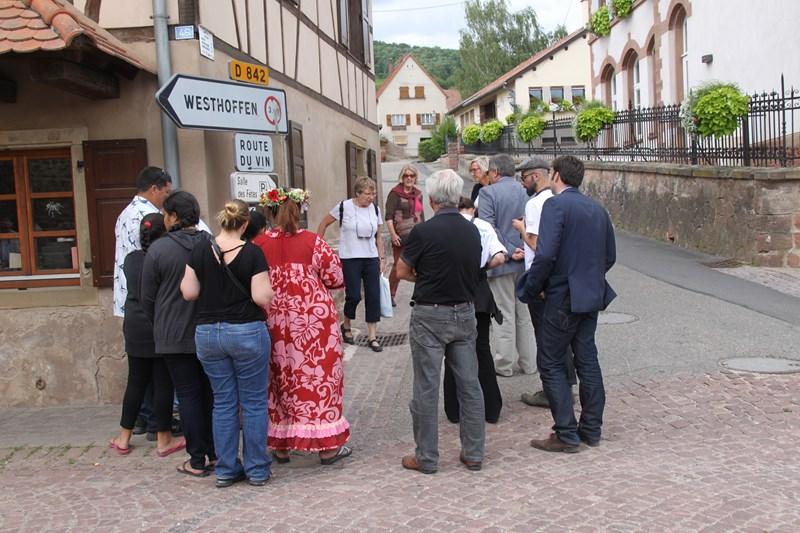 Visite de Monsieur le Député Laurent Furst le 28 juillet 2015 à Wangen Img_0020
