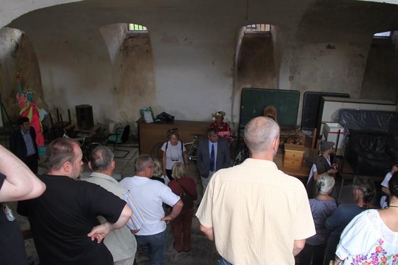 Visite de Monsieur le Député Laurent Furst le 28 juillet 2015 à Wangen Img_0026