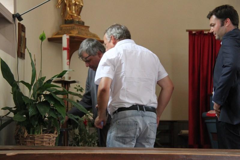 Visite de Monsieur le Député Laurent Furst le 28 juillet 2015 à Wangen Img_0034