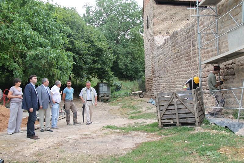 Visite de Monsieur le Député Laurent Furst le 28 juillet 2015 à Wangen Img_0124