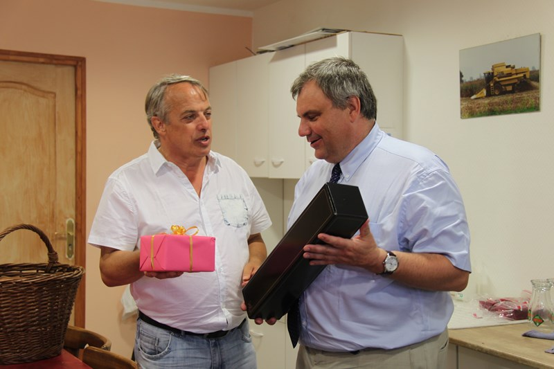 Visite de Monsieur le Député Laurent Furst le 28 juillet 2015 à Wangen Img_0215