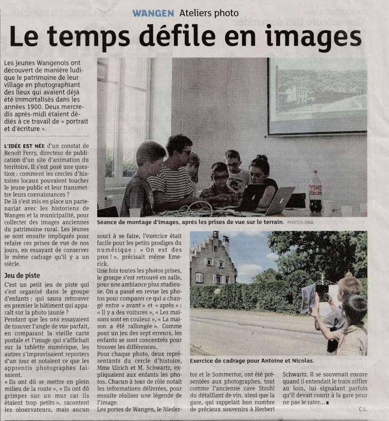 """Atelier photos """"Patrimoine rural de Wangen d'hier et d'aujourd'hui,avec le conseil municipal des enfants,  juin 2015 Img_2017"""