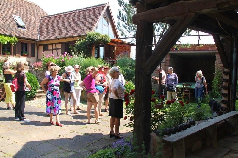 Rendez-vous aux jardins à Wangen les 6 et 7 juin 2015 avec l'association Découvrir. Img_6910