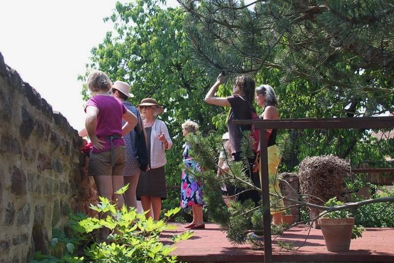 Rendez-vous aux jardins à Wangen les 6 et 7 juin 2015 avec l'association Découvrir. Img_6918