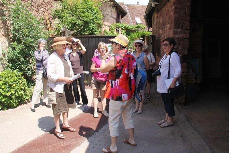 Rendez-vous aux jardins à Wangen les 6 et 7 juin 2015 avec l'association Découvrir. Img_6920