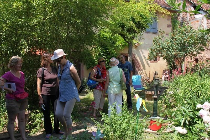 Rendez-vous aux jardins à Wangen les 6 et 7 juin 2015 avec l'association Découvrir. Img_6928