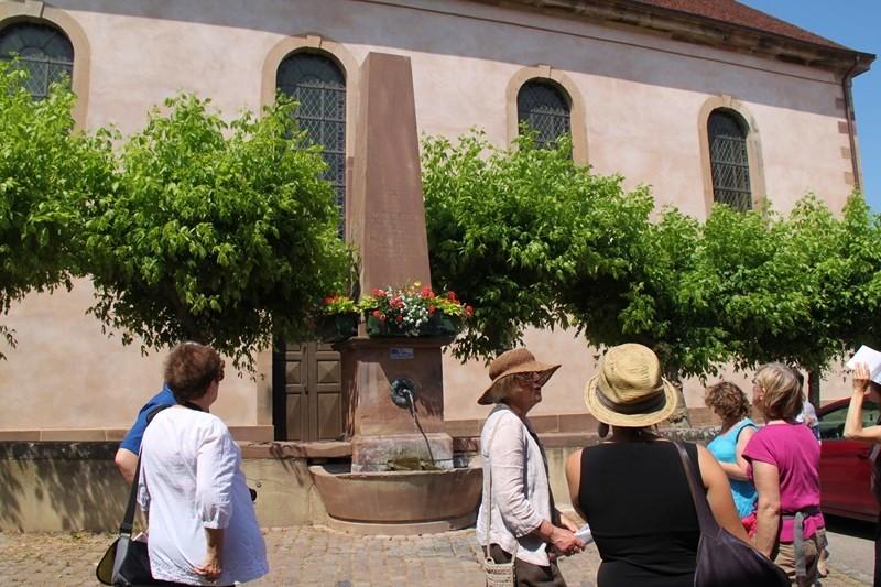 Rendez-vous aux jardins à Wangen les 6 et 7 juin 2015 avec l'association Découvrir. Img_7036