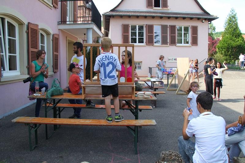 Fête annuelle du Freihof à Wangen, dimanche 14 juin 2015  Img_7724