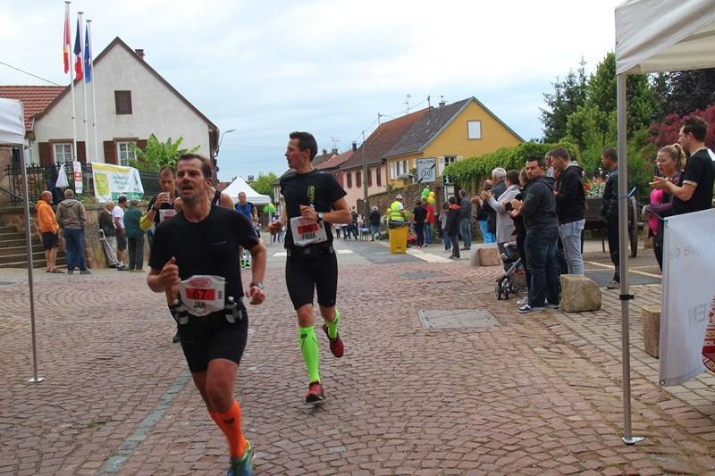 11 ème édition du Marathon du Vignoble d'Alsace et son passage à Wangen le 21 juin 2015 Img_8115