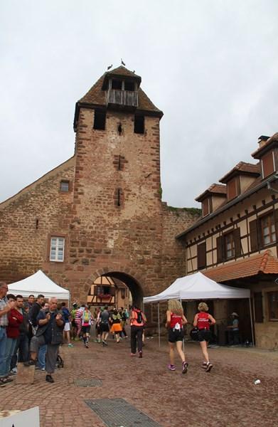 11 ème édition du Marathon du Vignoble d'Alsace et son passage à Wangen le 21 juin 2015 Img_8224