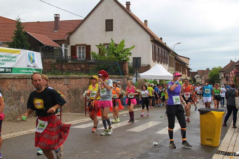 11 ème édition du Marathon du Vignoble d'Alsace et son passage à Wangen le 21 juin 2015 Img_8229