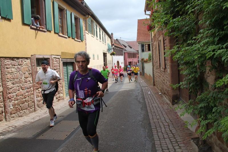 11 ème édition du Marathon du Vignoble d'Alsace et son passage à Wangen le 21 juin 2015 Img_8312