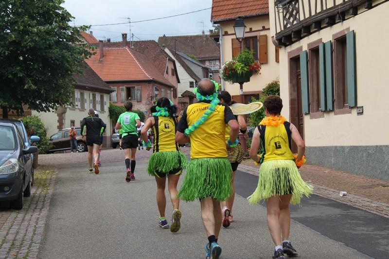 11 ème édition du Marathon du Vignoble d'Alsace et son passage à Wangen le 21 juin 2015 Img_8319