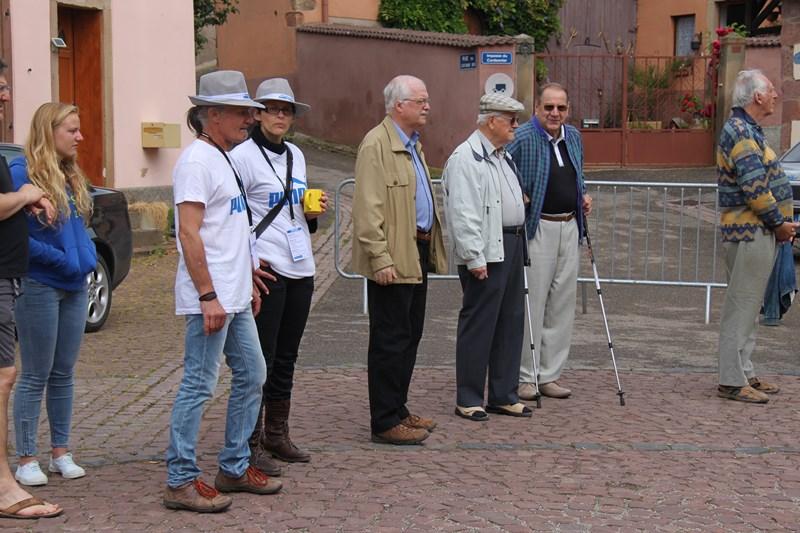 11 ème édition du Marathon du Vignoble d'Alsace et son passage à Wangen le 21 juin 2015 Img_8321
