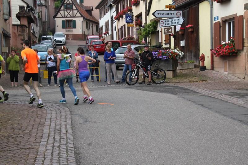 11 ème édition du Marathon du Vignoble d'Alsace et son passage à Wangen le 21 juin 2015 Img_8323