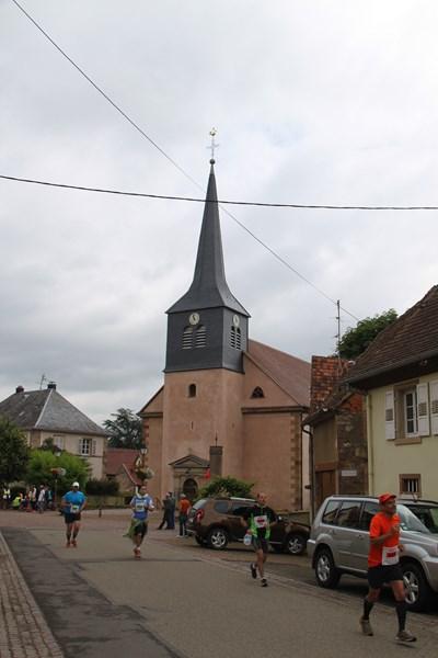11 ème édition du Marathon du Vignoble d'Alsace et son passage à Wangen le 21 juin 2015 Img_8326