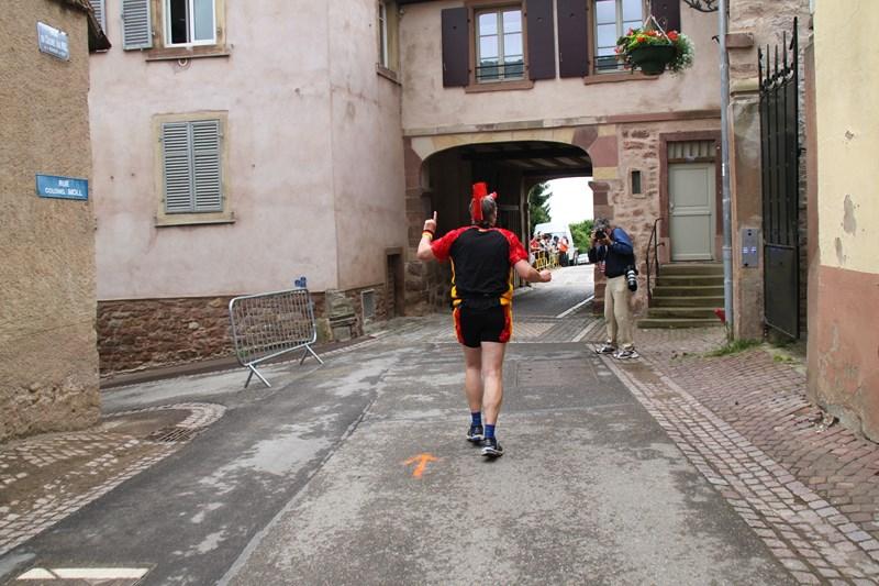 11 ème édition du Marathon du Vignoble d'Alsace et son passage à Wangen le 21 juin 2015 Img_8333