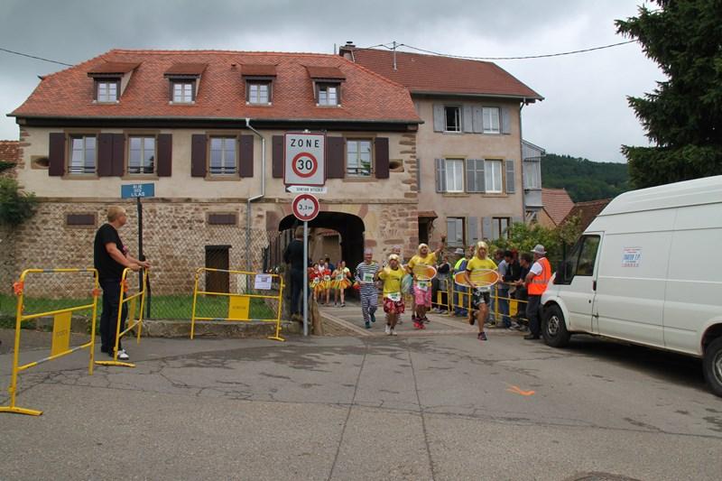 11 ème édition du Marathon du Vignoble d'Alsace et son passage à Wangen le 21 juin 2015 Img_8334