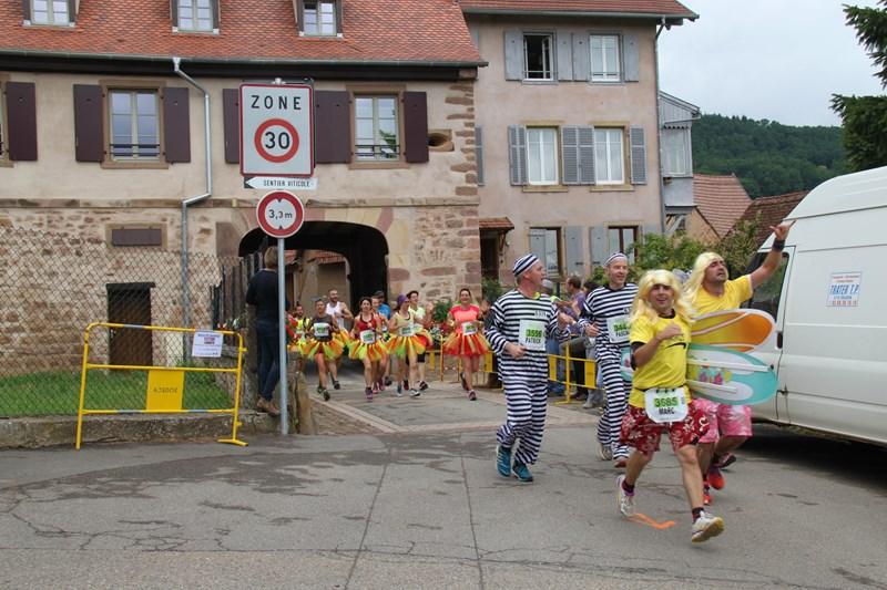 11 ème édition du Marathon du Vignoble d'Alsace et son passage à Wangen le 21 juin 2015 Img_8336