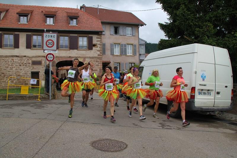 11 ème édition du Marathon du Vignoble d'Alsace et son passage à Wangen le 21 juin 2015 Img_8339