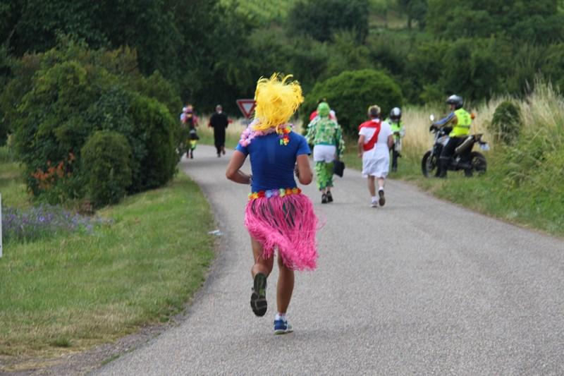 11 ème édition du Marathon du Vignoble d'Alsace et son passage à Wangen le 21 juin 2015 Img_8343