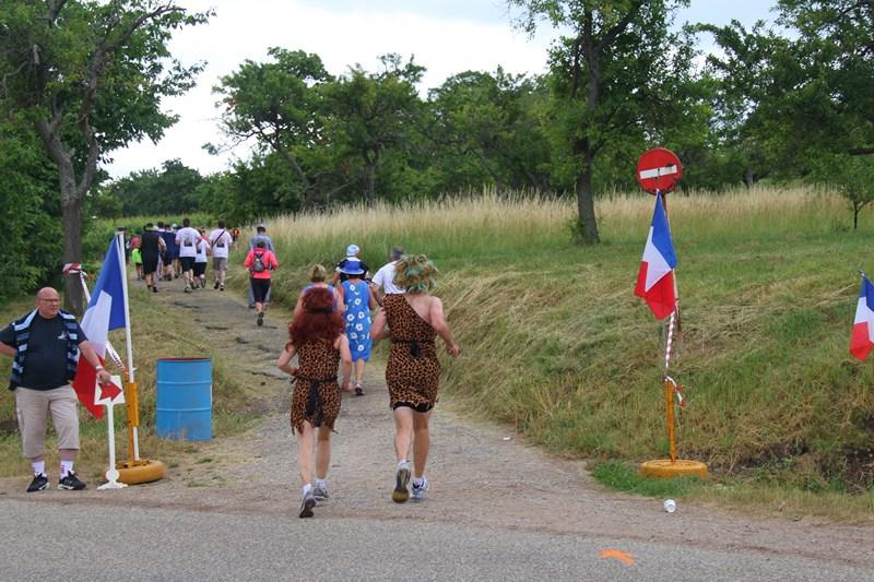 11 ème édition du Marathon du Vignoble d'Alsace et son passage à Wangen le 21 juin 2015 Img_8417