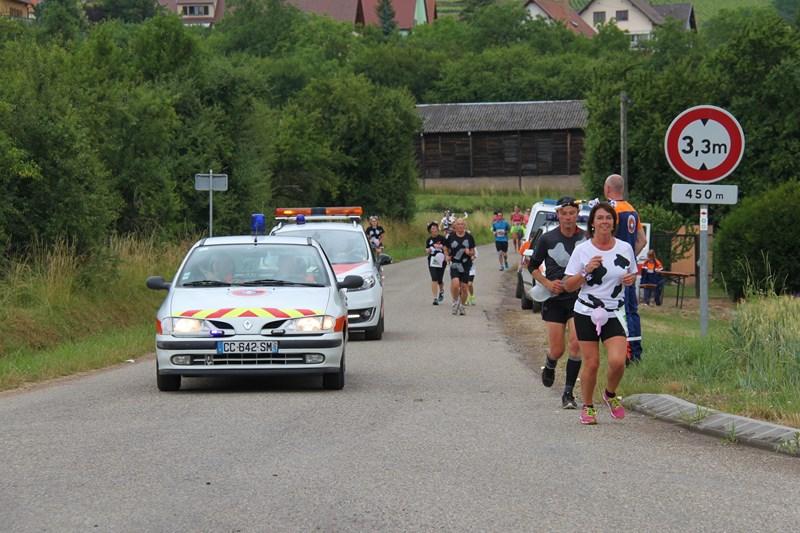11 ème édition du Marathon du Vignoble d'Alsace et son passage à Wangen le 21 juin 2015 Img_8425