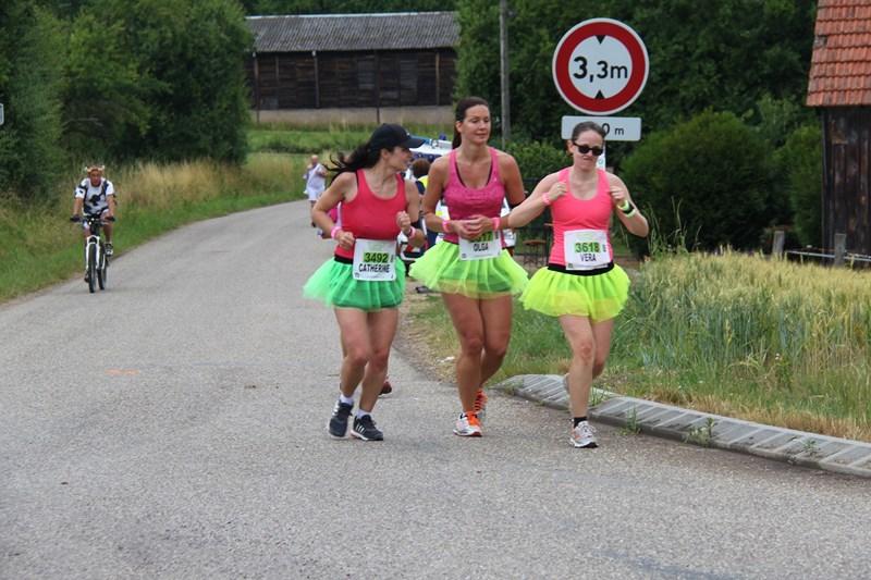 11 ème édition du Marathon du Vignoble d'Alsace et son passage à Wangen le 21 juin 2015 Img_8427