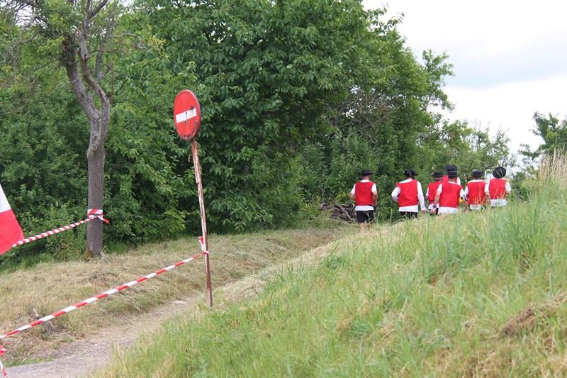 11 ème édition du Marathon du Vignoble d'Alsace et son passage à Wangen le 21 juin 2015 Img_8513
