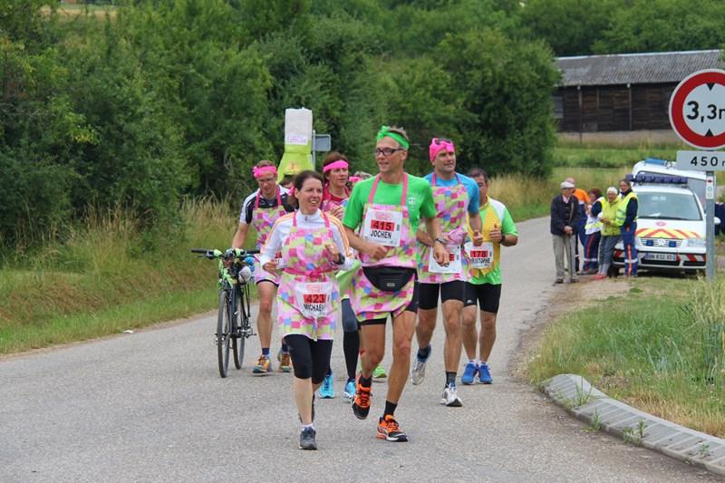 11 ème édition du Marathon du Vignoble d'Alsace et son passage à Wangen le 21 juin 2015 Img_8519