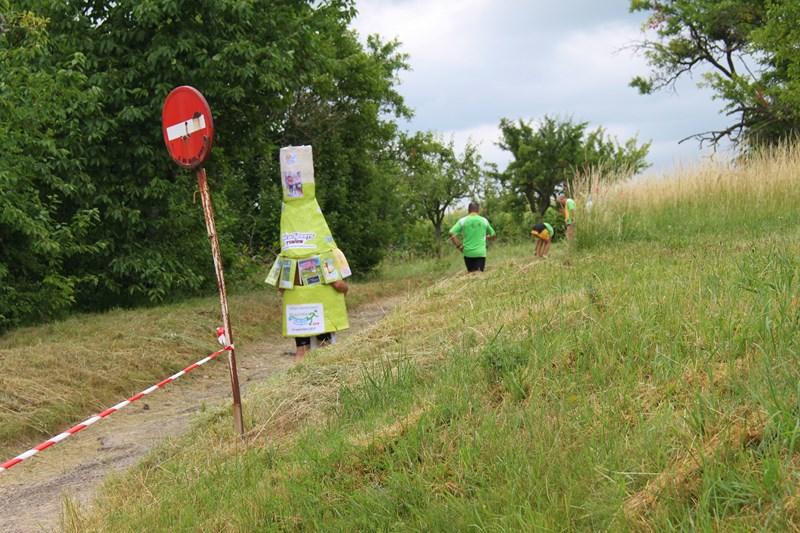 11 ème édition du Marathon du Vignoble d'Alsace et son passage à Wangen le 21 juin 2015 Img_8521