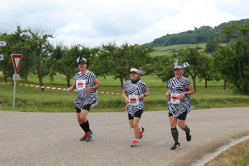11 ème édition du Marathon du Vignoble d'Alsace et son passage à Wangen le 21 juin 2015 Img_8528